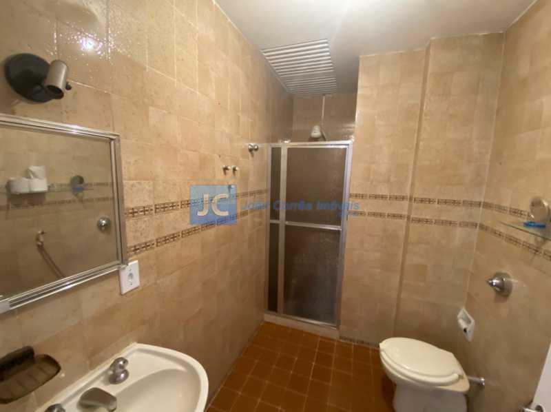 8 Banheiro social - Apartamento à venda Rua José Bonifácio,Cachambi, Rio de Janeiro - R$ 240.000 - CBAP10052 - 9