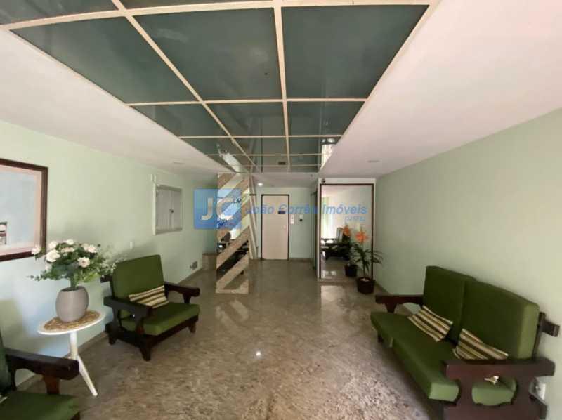 19 portaria social - Apartamento à venda Rua José Bonifácio,Cachambi, Rio de Janeiro - R$ 240.000 - CBAP10052 - 20