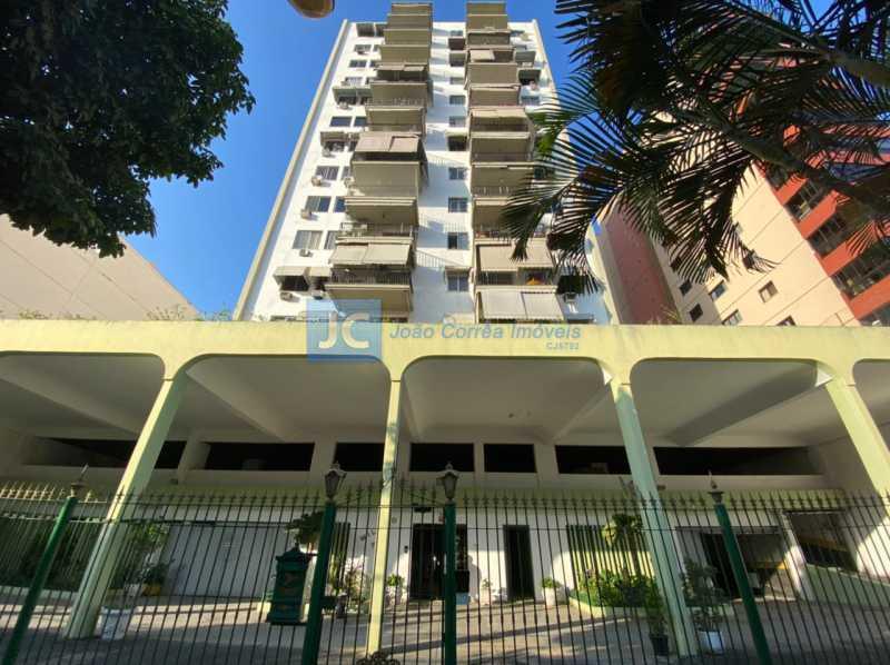 20 fachada - Apartamento à venda Rua José Bonifácio,Cachambi, Rio de Janeiro - R$ 240.000 - CBAP10052 - 21