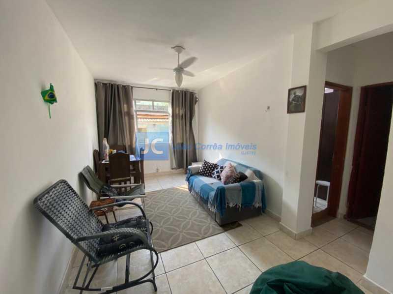 01 - Apartamento 1 quarto à venda Cachambi, Rio de Janeiro - R$ 145.000 - CBAP10053 - 1