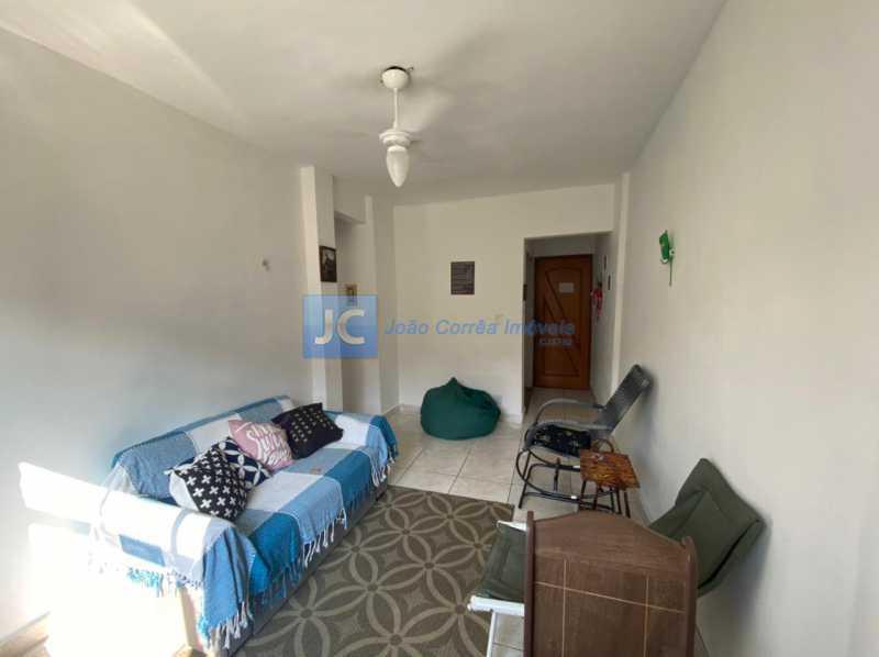 02 - Apartamento 1 quarto à venda Cachambi, Rio de Janeiro - R$ 145.000 - CBAP10053 - 3