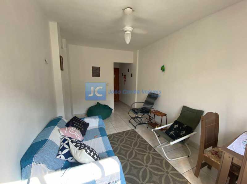 03 - Apartamento 1 quarto à venda Cachambi, Rio de Janeiro - R$ 145.000 - CBAP10053 - 4