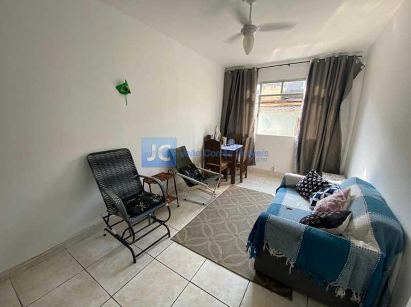 04 - Apartamento 1 quarto à venda Cachambi, Rio de Janeiro - R$ 145.000 - CBAP10053 - 5