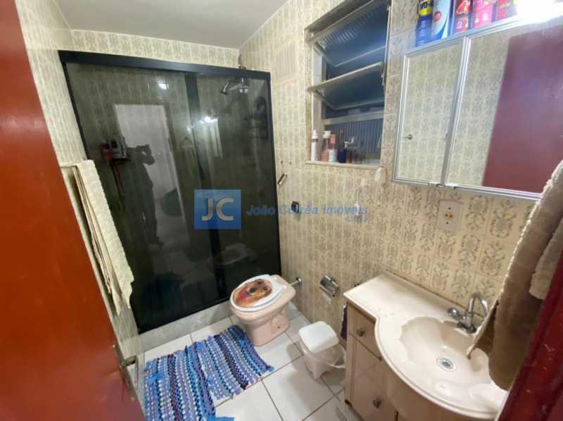 08 - Apartamento 1 quarto à venda Cachambi, Rio de Janeiro - R$ 145.000 - CBAP10053 - 9
