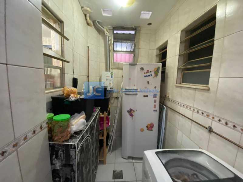 11 - Apartamento 1 quarto à venda Cachambi, Rio de Janeiro - R$ 145.000 - CBAP10053 - 12