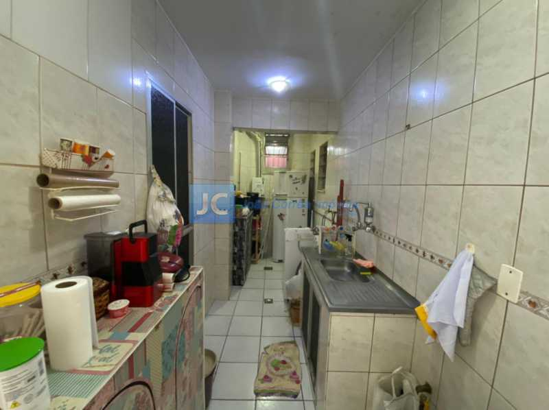 12 - Apartamento 1 quarto à venda Cachambi, Rio de Janeiro - R$ 145.000 - CBAP10053 - 13