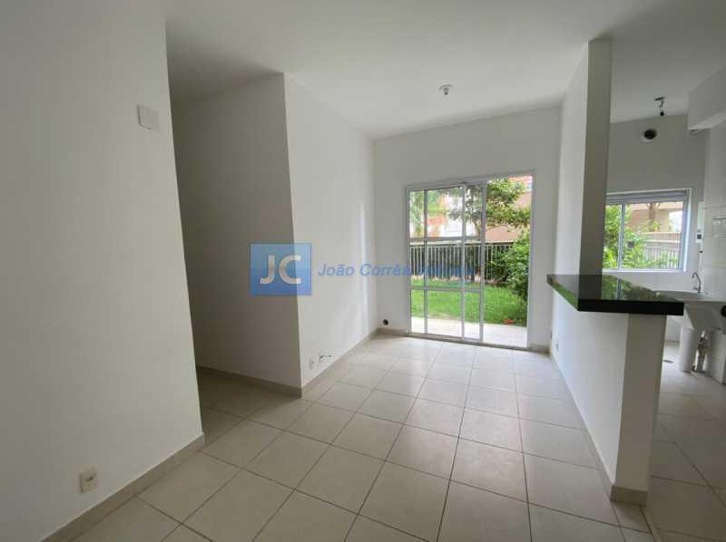 01 - Apartamento à venda Estrada do Engenho D´Agua,Anil, Rio de Janeiro - R$ 370.000 - CBAP20331 - 1