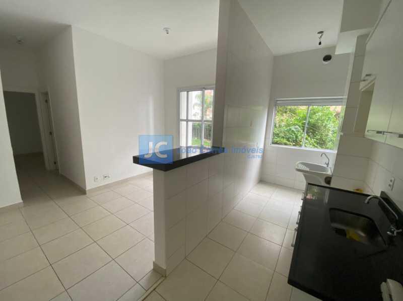02 - Apartamento à venda Estrada do Engenho D´Agua,Anil, Rio de Janeiro - R$ 370.000 - CBAP20331 - 3