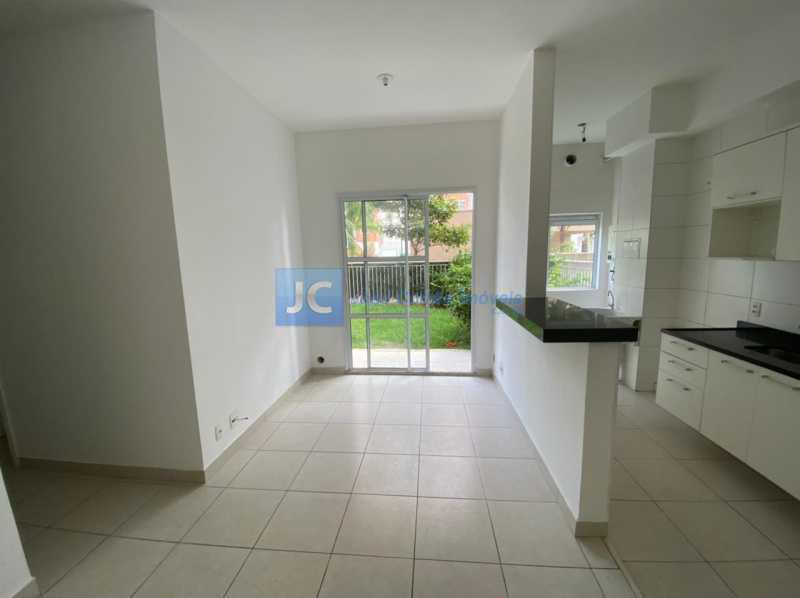 04 - Apartamento à venda Estrada do Engenho D´Agua,Anil, Rio de Janeiro - R$ 370.000 - CBAP20331 - 5