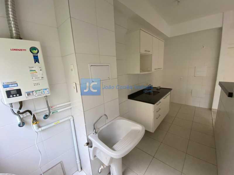 06 - Apartamento à venda Estrada do Engenho D´Agua,Anil, Rio de Janeiro - R$ 370.000 - CBAP20331 - 7