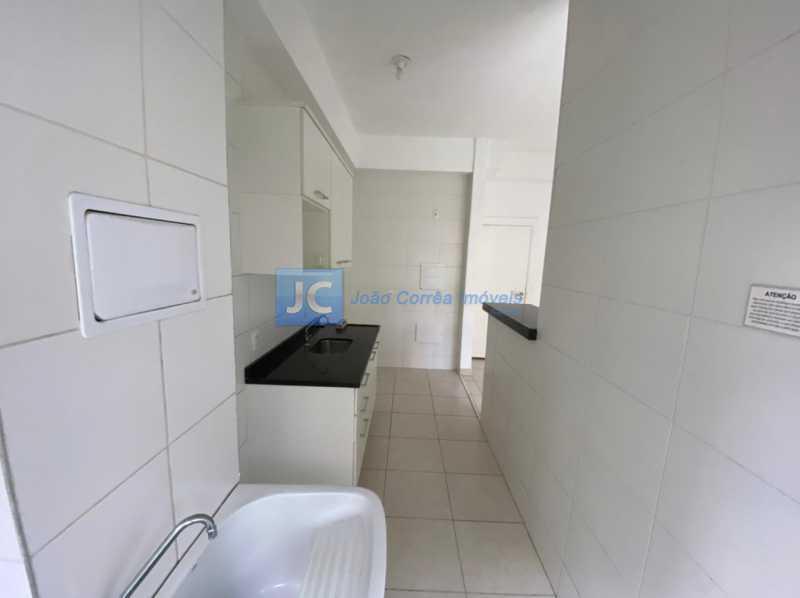 09 - Apartamento à venda Estrada do Engenho D´Agua,Anil, Rio de Janeiro - R$ 370.000 - CBAP20331 - 10