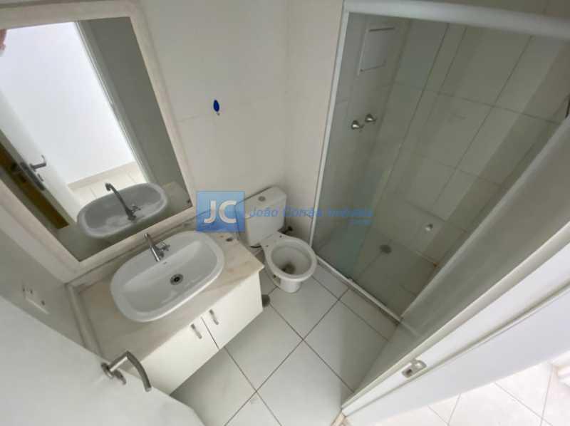 10 - Apartamento à venda Estrada do Engenho D´Agua,Anil, Rio de Janeiro - R$ 370.000 - CBAP20331 - 11