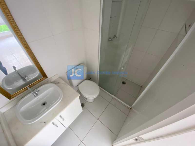 15 - Apartamento à venda Estrada do Engenho D´Agua,Anil, Rio de Janeiro - R$ 370.000 - CBAP20331 - 16