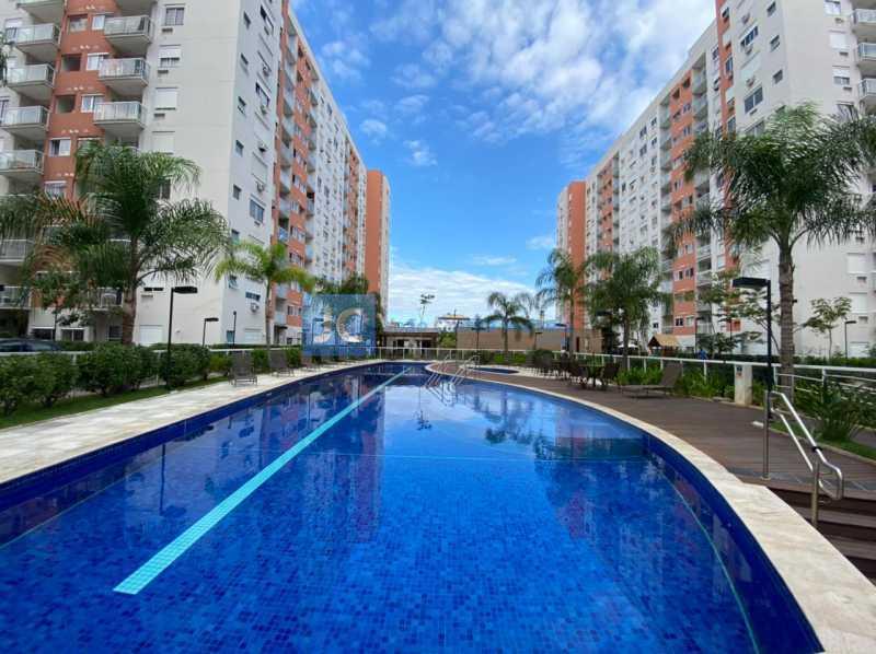 16 - Apartamento à venda Estrada do Engenho D´Agua,Anil, Rio de Janeiro - R$ 370.000 - CBAP20331 - 17