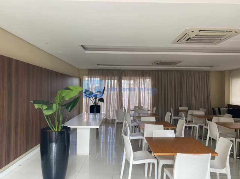 17 - Apartamento à venda Estrada do Engenho D´Agua,Anil, Rio de Janeiro - R$ 370.000 - CBAP20331 - 18