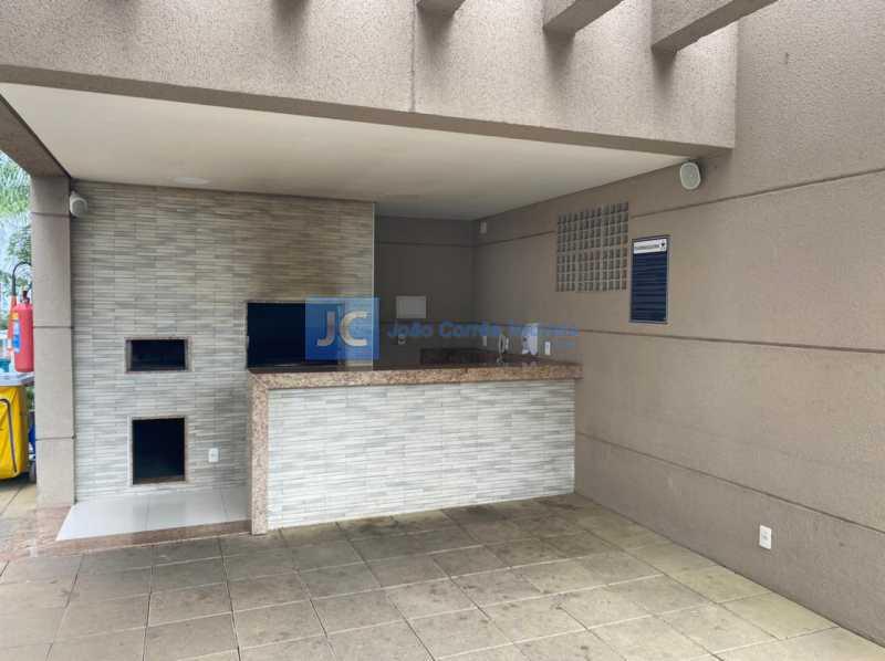 18 - Apartamento à venda Estrada do Engenho D´Agua,Anil, Rio de Janeiro - R$ 370.000 - CBAP20331 - 19