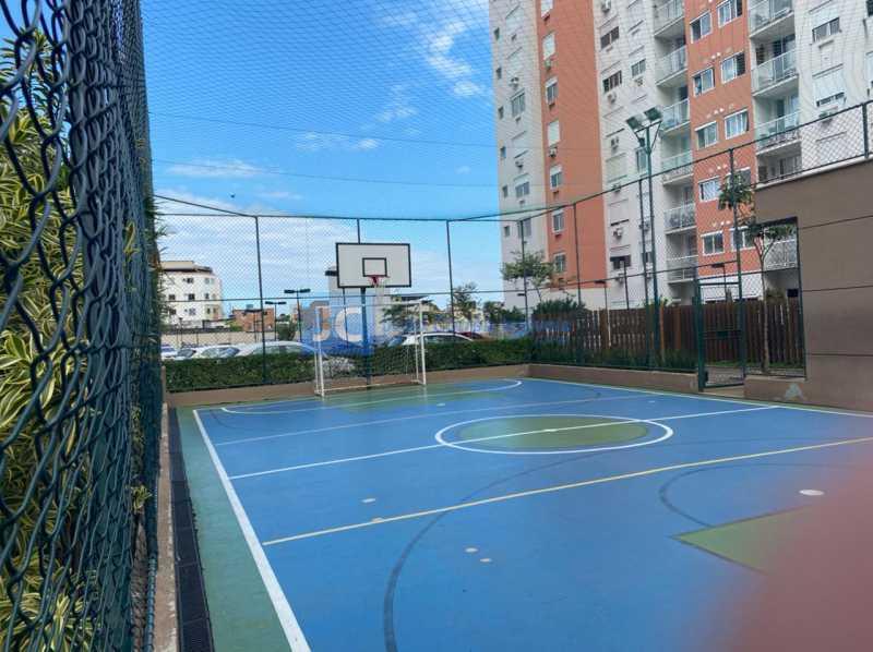 19 - Apartamento à venda Estrada do Engenho D´Agua,Anil, Rio de Janeiro - R$ 370.000 - CBAP20331 - 20