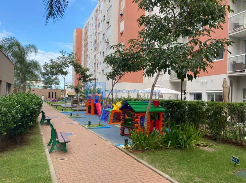 20 - Apartamento à venda Estrada do Engenho D´Agua,Anil, Rio de Janeiro - R$ 370.000 - CBAP20331 - 21