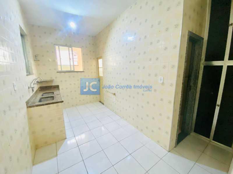 8 Copa cozinha - Casa à venda Rua Ana Leonidia,Engenho de Dentro, Rio de Janeiro - R$ 550.000 - CBCA40013 - 9