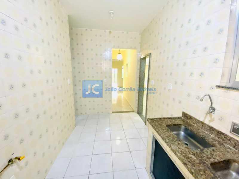9 Copa cozinha 2 - Casa à venda Rua Ana Leonidia,Engenho de Dentro, Rio de Janeiro - R$ 550.000 - CBCA40013 - 10