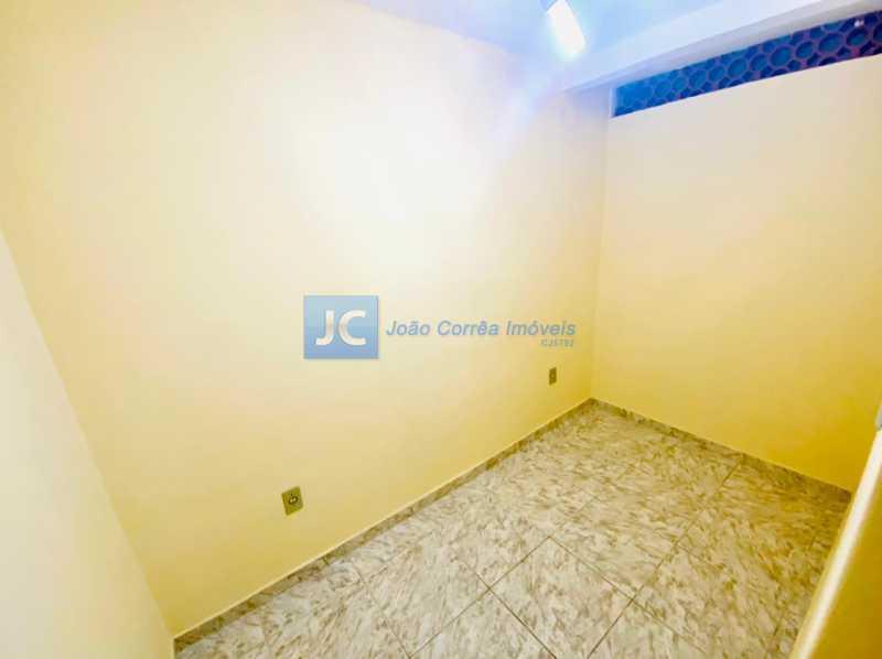 10 Quarto empregada - Casa à venda Rua Ana Leonidia,Engenho de Dentro, Rio de Janeiro - R$ 550.000 - CBCA40013 - 11