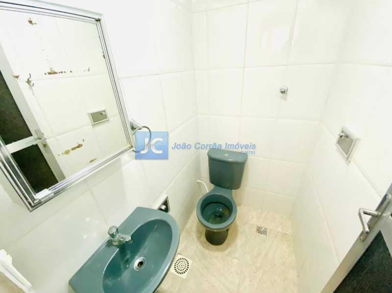 11 Banheiro empregada - Casa à venda Rua Ana Leonidia,Engenho de Dentro, Rio de Janeiro - R$ 550.000 - CBCA40013 - 12