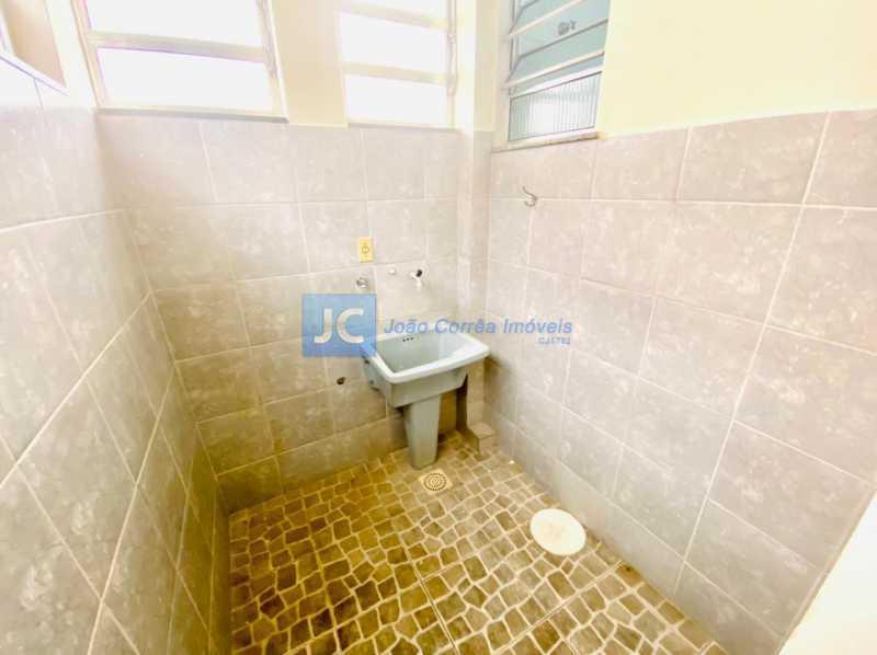 12 Área serviço - Casa à venda Rua Ana Leonidia,Engenho de Dentro, Rio de Janeiro - R$ 550.000 - CBCA40013 - 13