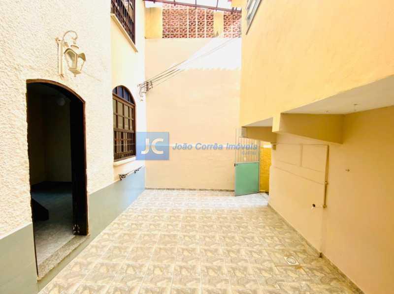 13 Quintal FDS - Casa à venda Rua Ana Leonidia,Engenho de Dentro, Rio de Janeiro - R$ 550.000 - CBCA40013 - 14