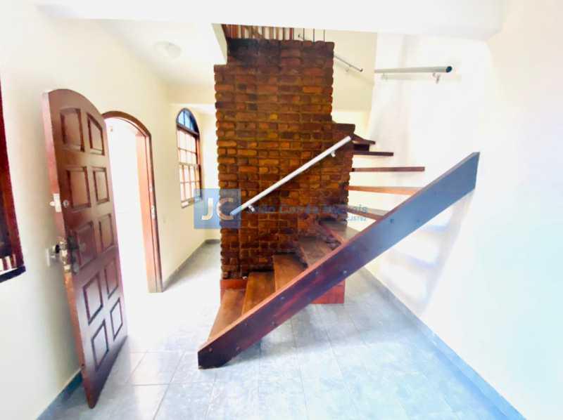 15 Salão FDS - Casa à venda Rua Ana Leonidia,Engenho de Dentro, Rio de Janeiro - R$ 550.000 - CBCA40013 - 16