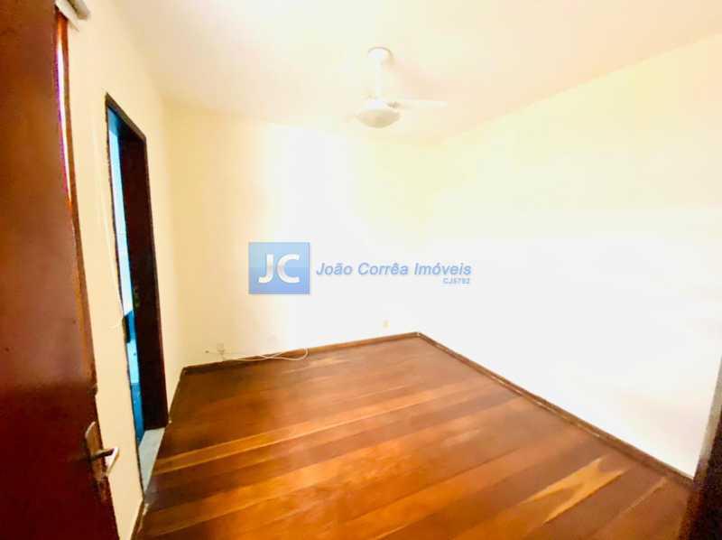 16 Primeiro quarto suite FDS - Casa à venda Rua Ana Leonidia,Engenho de Dentro, Rio de Janeiro - R$ 550.000 - CBCA40013 - 17
