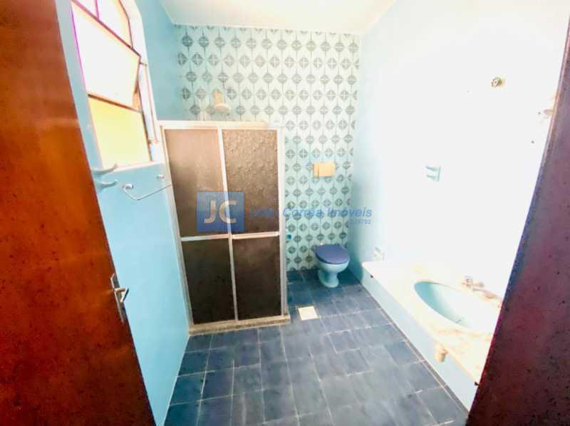 17 Banheiro suite - Casa à venda Rua Ana Leonidia,Engenho de Dentro, Rio de Janeiro - R$ 550.000 - CBCA40013 - 18