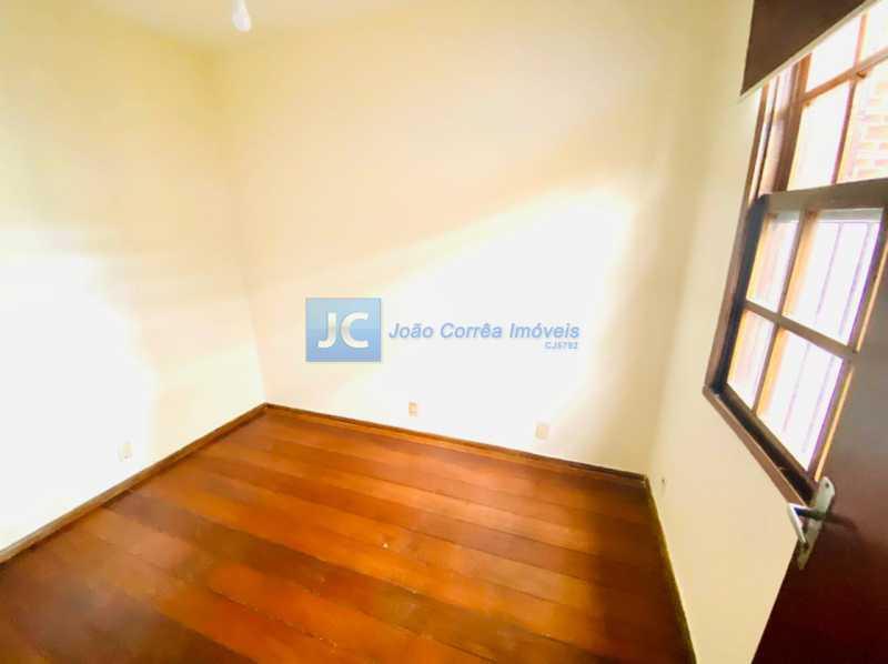 18 Segundo quarto FDS - Casa à venda Rua Ana Leonidia,Engenho de Dentro, Rio de Janeiro - R$ 550.000 - CBCA40013 - 19