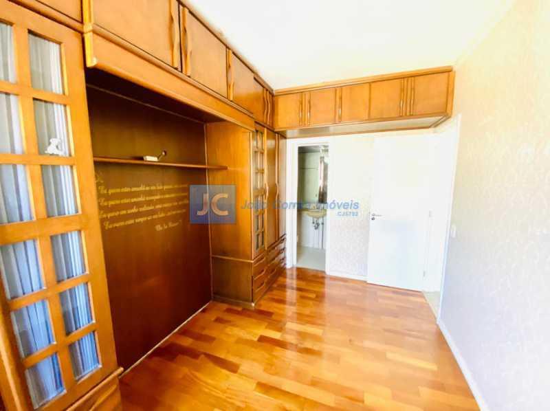 6 Primeiro quarto suite 2 - Apartamento à venda Rua Monte Pascoal,Cachambi, Rio de Janeiro - R$ 400.000 - CBAP20333 - 7
