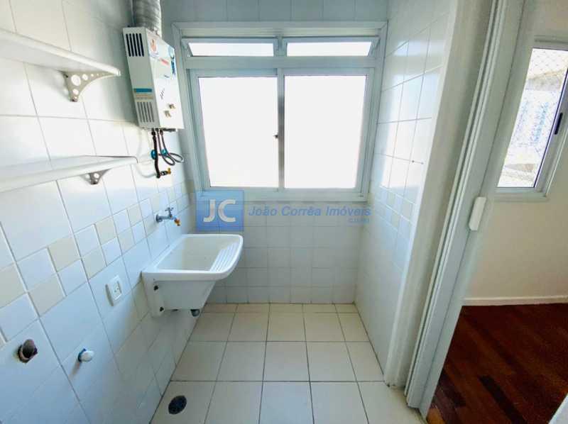 12 Área serviço - Apartamento à venda Rua Monte Pascoal,Cachambi, Rio de Janeiro - R$ 400.000 - CBAP20333 - 13