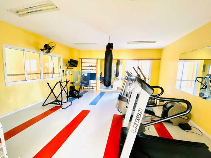 14 Academia - Apartamento à venda Rua Monte Pascoal,Cachambi, Rio de Janeiro - R$ 400.000 - CBAP20333 - 15