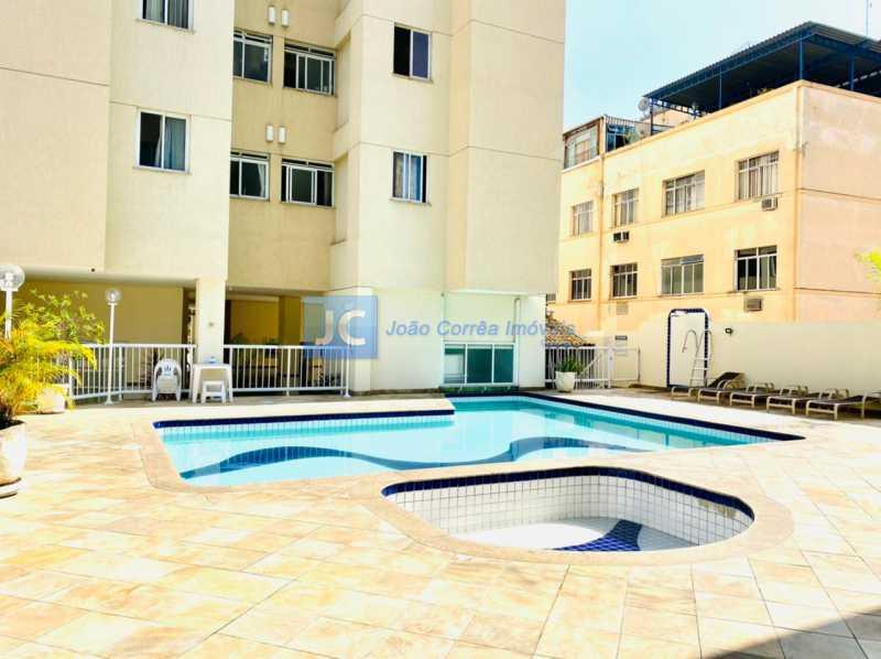 15 Piscina - Apartamento à venda Rua Monte Pascoal,Cachambi, Rio de Janeiro - R$ 400.000 - CBAP20333 - 16