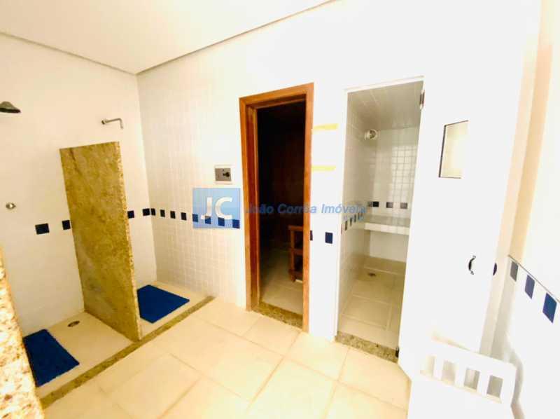 16 Sauna - Apartamento à venda Rua Monte Pascoal,Cachambi, Rio de Janeiro - R$ 400.000 - CBAP20333 - 17