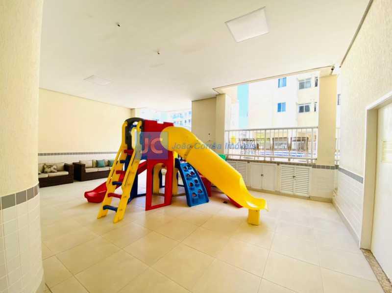 19 Brinquedão - Apartamento à venda Rua Monte Pascoal,Cachambi, Rio de Janeiro - R$ 400.000 - CBAP20333 - 20