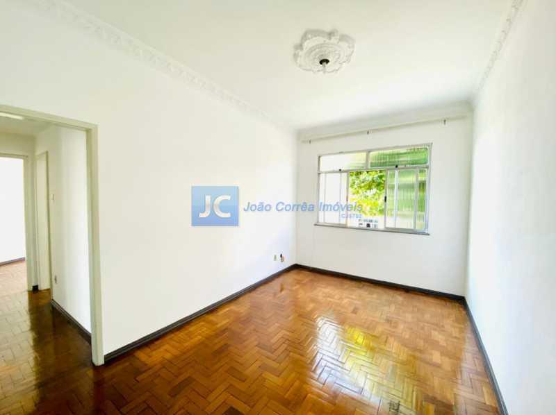 4 Salão - Apartamento à venda Rua Aquidabã,Méier, Rio de Janeiro - R$ 210.000 - CBAP20334 - 5