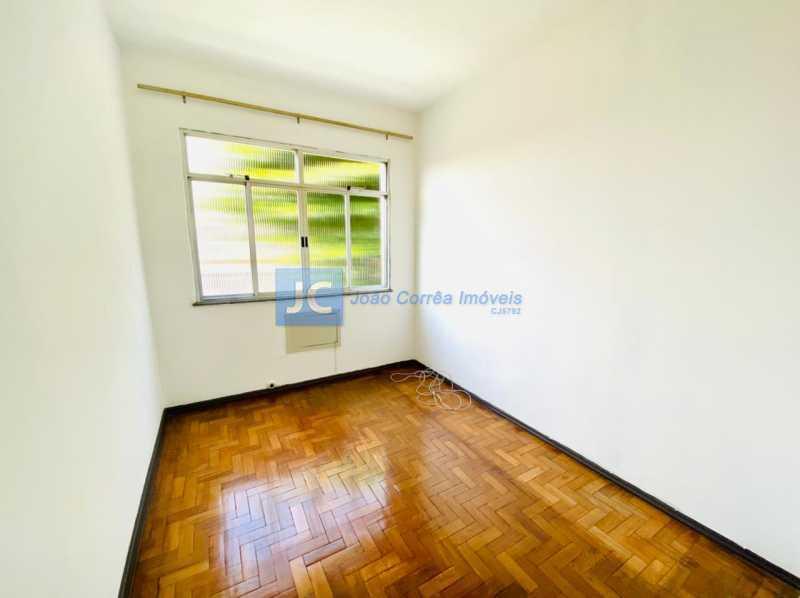 5 Primeiro quarto - Apartamento à venda Rua Aquidabã,Méier, Rio de Janeiro - R$ 210.000 - CBAP20334 - 6