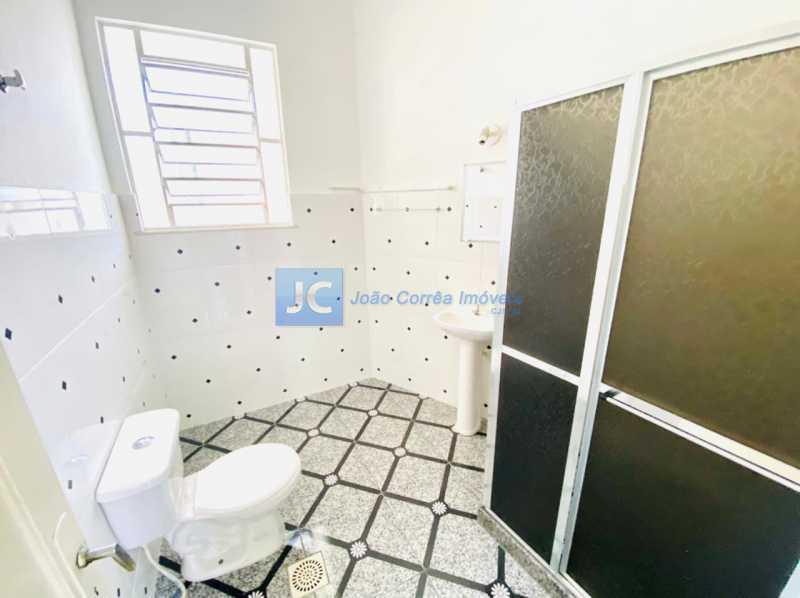7  Banheiro social - Apartamento à venda Rua Aquidabã,Méier, Rio de Janeiro - R$ 210.000 - CBAP20334 - 8
