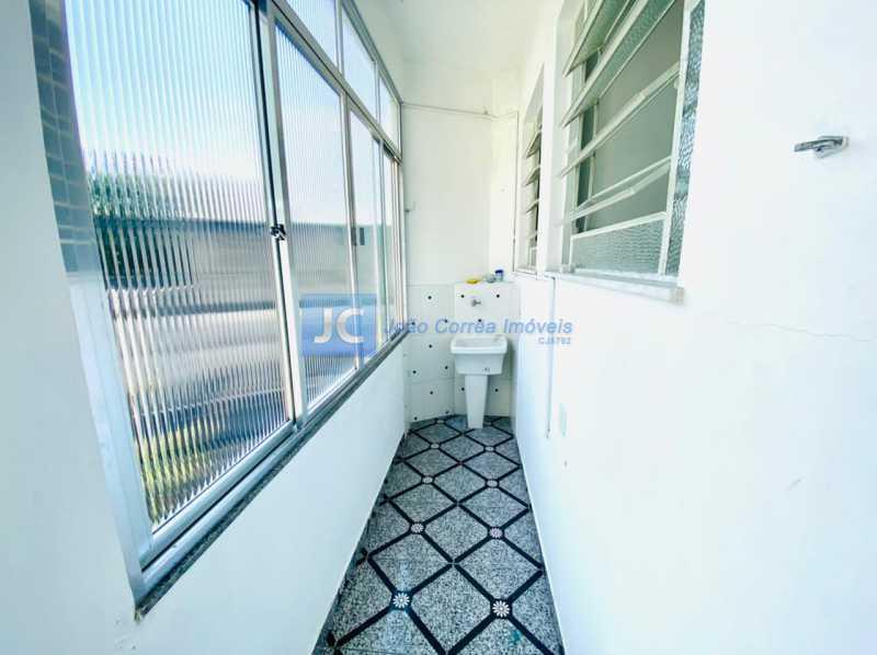 10  Área serviço - Apartamento à venda Rua Aquidabã,Méier, Rio de Janeiro - R$ 210.000 - CBAP20334 - 11