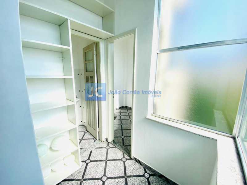 10 Área Serviço - Apartamento à venda Rua Aquidabã,Méier, Rio de Janeiro - R$ 210.000 - CBAP20334 - 12