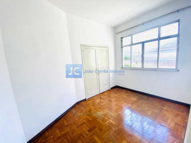 17 Segundo quarto - Apartamento à venda Rua Aquidabã,Méier, Rio de Janeiro - R$ 210.000 - CBAP20334 - 19