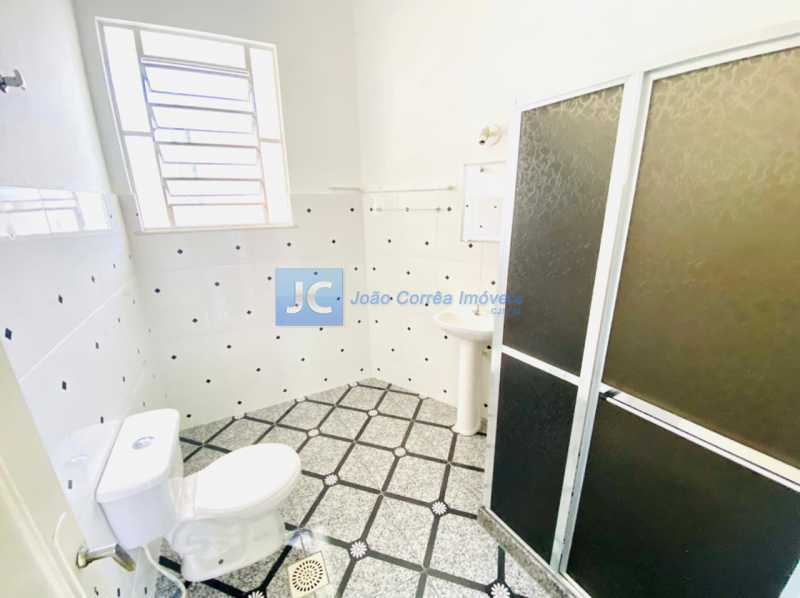 19 Banheiro social - Apartamento à venda Rua Aquidabã,Méier, Rio de Janeiro - R$ 210.000 - CBAP20334 - 21