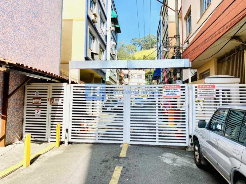 20 Portaria entrada - Apartamento à venda Rua Aquidabã,Méier, Rio de Janeiro - R$ 210.000 - CBAP20334 - 22