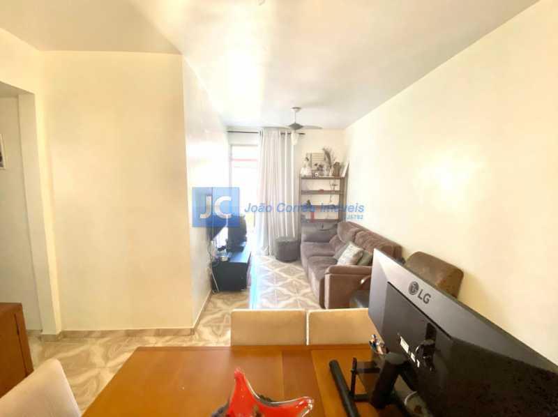3 Salão - Apartamento à venda Rua Padre Ildefonso Penalba,Méier, Rio de Janeiro - R$ 450.000 - CBAP20335 - 4