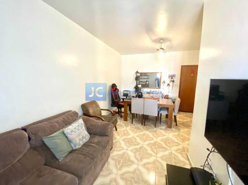 4 Salão - Apartamento à venda Rua Padre Ildefonso Penalba,Méier, Rio de Janeiro - R$ 450.000 - CBAP20335 - 5