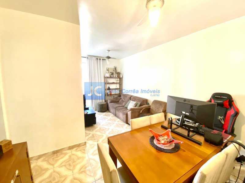 5 Salão - Apartamento à venda Rua Padre Ildefonso Penalba,Méier, Rio de Janeiro - R$ 450.000 - CBAP20335 - 6