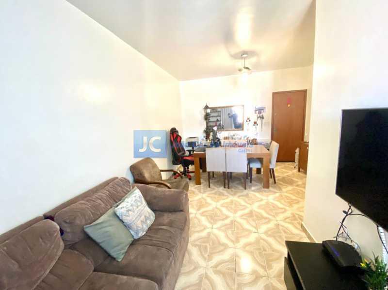 6 Salão - Apartamento à venda Rua Padre Ildefonso Penalba,Méier, Rio de Janeiro - R$ 450.000 - CBAP20335 - 7